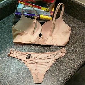 Victoria's Secret Intimates & Sleepwear - Very Sexy pushup bra and panty set.